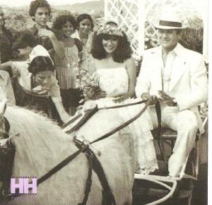 GLORI T TONY BODA CAMPESTRE 1978